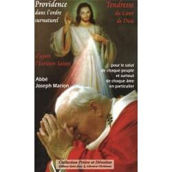 Providence dans l'ordre surnaturel
