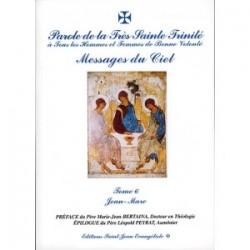 Paroles de La Très Sainte Trinité Tome 6