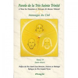 Paroles de La Très Sainte Trinité Tome 9