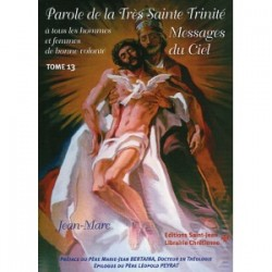 Paroles de La Très Sainte Trinité Tome 13