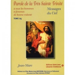 Paroles de La Très Sainte Trinité Tome 14