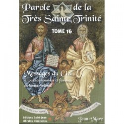 Paroles de La Très Sainte Trinité Tome 16