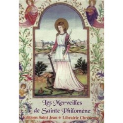 Les  Merveilles de Sainte Philomène