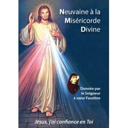 Neuvaine et chapelet à la Miséricorde Divine