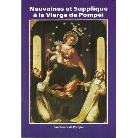 Neuvaines et Supplique à la Vierge de Pompéi
