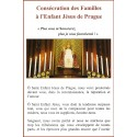 Dépliant- Consécration des Familles à l'Enfant-Jésus de Prague