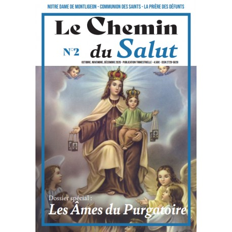 Magazine - Le Chemin du Salut - N° 2 - Le Purgatoire