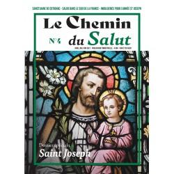 Magazine - Le Chemin du Salut - N° 4 - St Joseph