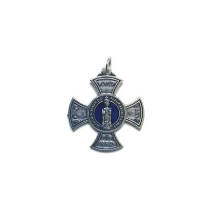 Médaille du Saint Jésus de Prague ou croix sauvegarde