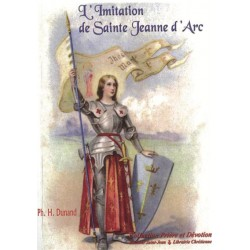 L'imitation de Sainte Jeanne d'Arc